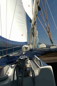 Przeprowadzanie jachtów z Majorki na Teneryfę