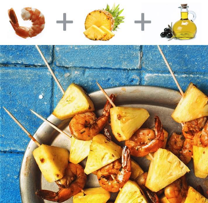 szaszlyk-z-krewetek-ananasa